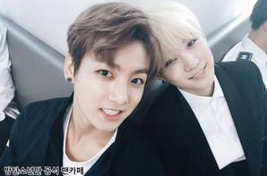 Yoongi, Jimin et Jungkook❤Yoonmin❤Yoonkook❤Jikook❤❤❤super beau couple a 3❤❤❤