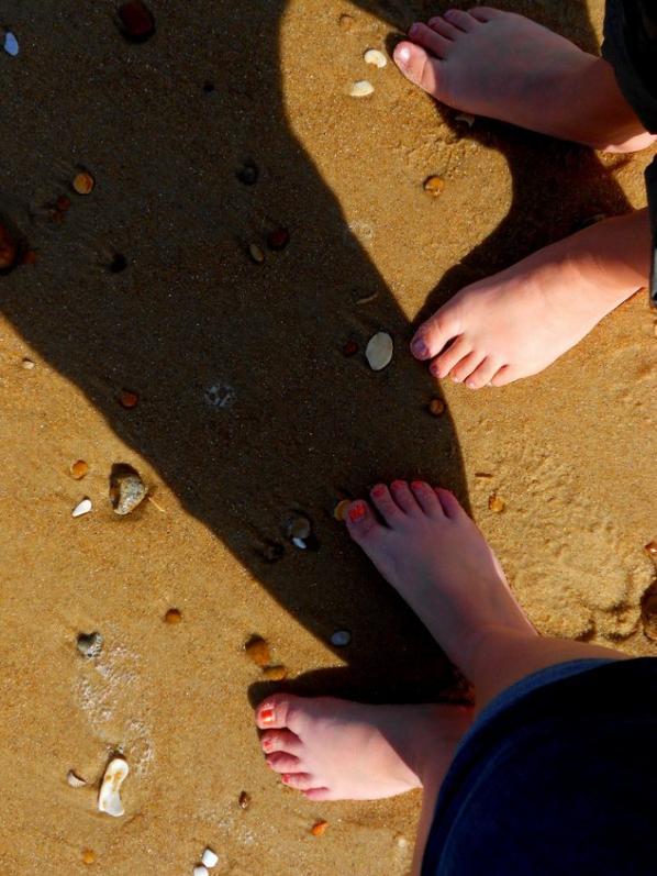 mes pieds a seignosse
