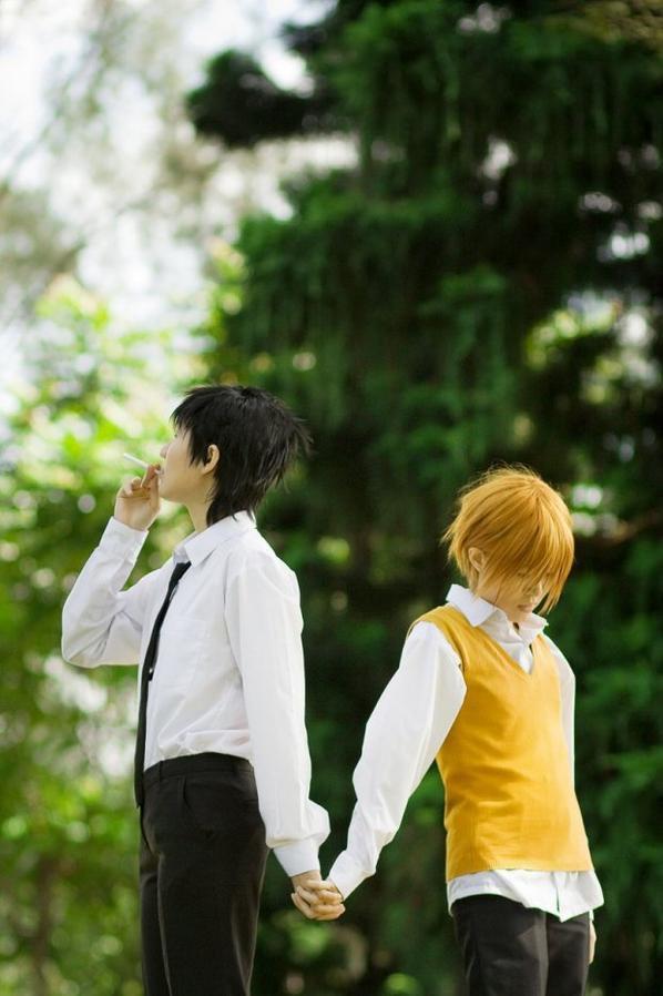 Junjou romantica cosplay ^^