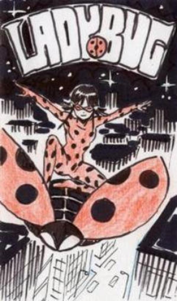 Ladybug au cours du temps