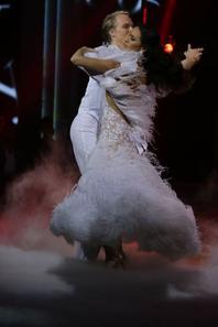 Leïla Ben Khalifa (Gagnante de #SS8) dans Danse Avec Les Stars !