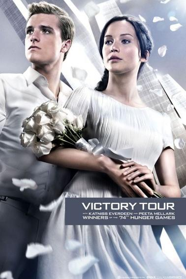 Hunger Games 2 : L'embrasement