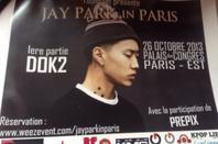 VENTE KPOP → JAY PARK → POSTER XL + MINI POSTER