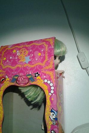 Yumi et la découverte de sa boîte