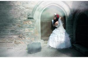 SEANCE PHOTO ~ Ein vogel wollte Hochzeit machen ~ OCTOBRE 2013