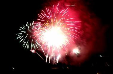 feux d'artifice du 15 Aout 2012 Toulon