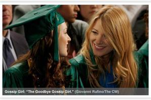 Saison 2 episode 25 : The goodbye Gossip Girl / S. contre Gossip Girl
