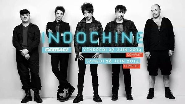 indochine stade de france le 27 juin 2014