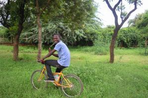Lors une visite au Parc (Forêt Classique ) Bangre Weego