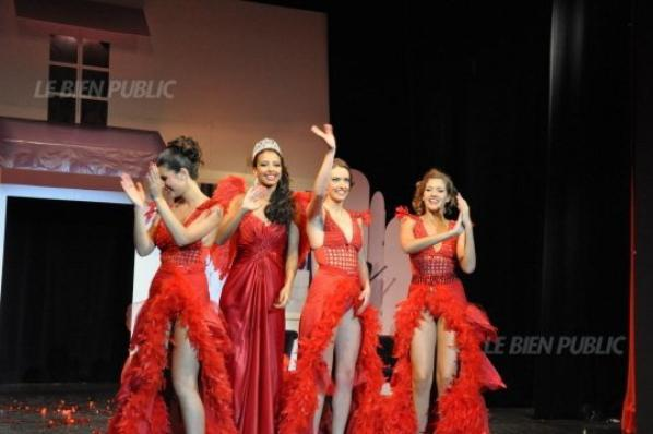 Show Miss France : Chaperon Rouge