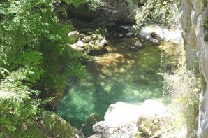 Week-end de l'ascension, Mai 2012, la Vallée-du-Loup...