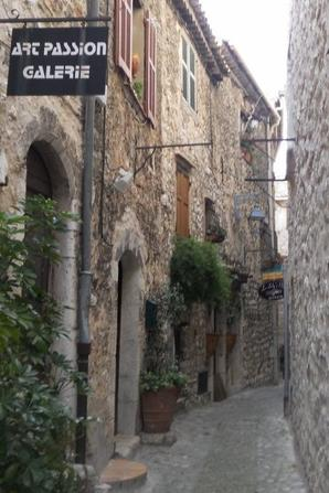 Week-end de l'ascension, Mai 2012, St-Paul de Vence ...