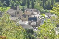 Juillet 2012, Le Monastier...