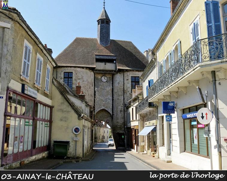 AINAY  LE  CHATEAU