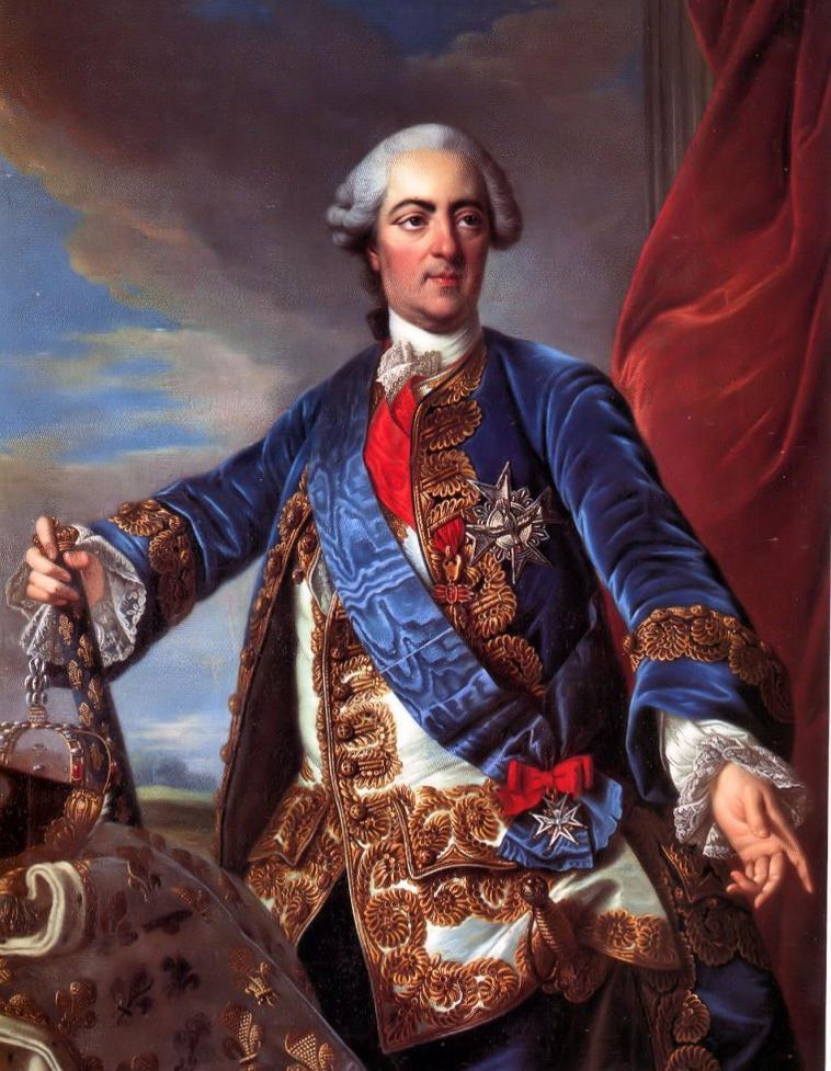 DU  ROI LOUIS XV