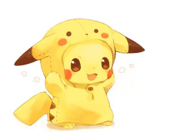 Pikachu!!!
