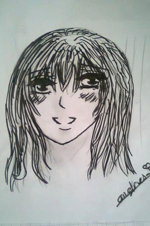 Yûki version dessins ! :D