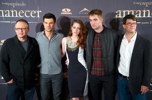 "Avant Première ""The Twilight Saga: Breaking Dawn - Part 2"" à Madrid"