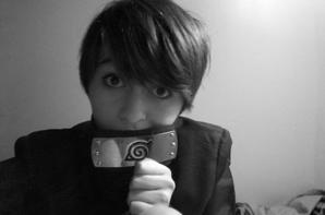 mon cosplay de sasukeeeeeeeee .!!!!! ♥