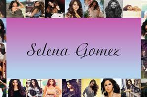 Montage Selena Gomez