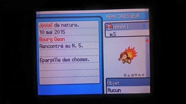 Hericendre Shiny 1494-5 resets