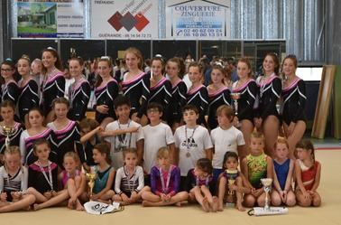 La Section Gym Passion Guérande 2016/2017