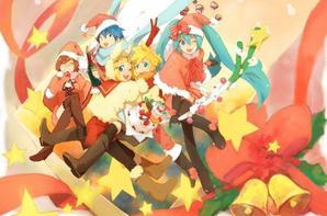 Vocaloid en fête