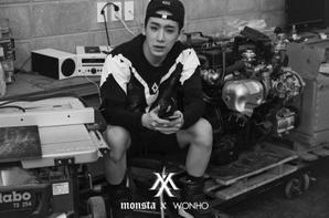 Monsta X - WonHo