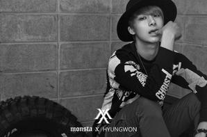 Monsta X - HyungWon