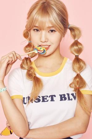 OH MY GIRL - Mimi