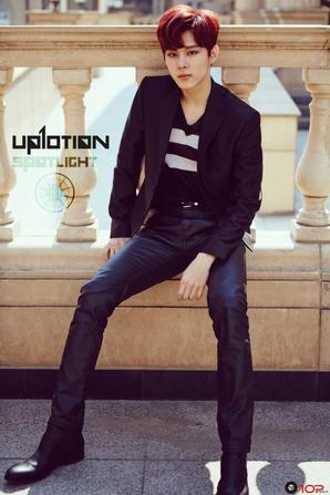 UP10TION - WooShin