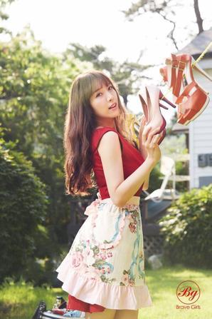 Brave Girls - YuJin
