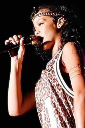 Rihanna au Summer Sonic