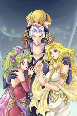 quelques images de final fantasy 7