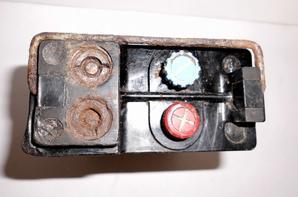 Batterie 2,4 NC 28 pour radio allemande feldfu.b...