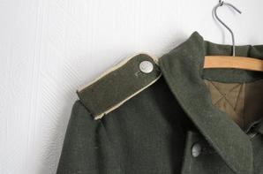 Manteau de la wehrmacht modèle 40