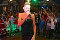 whigfield at Hard Rock Cafe Hamburg 2013 part 1