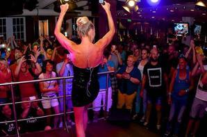 whigfield at Hard Rock Cafe Hamburg 2013 part 3