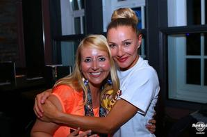 whigfield at Hard Rock Cafe Hamburg 2013 part 4