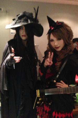 Happy Halloween Kamijo
