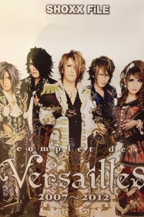 Magazine Shoxx Special Versailles