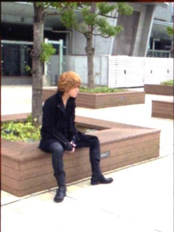 Photos qui ne sont pas dans le magazine Rock & Read n°45 avec Mister Kamijo