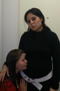 Moi Ma Bébé & Mon ou Ma Filleul