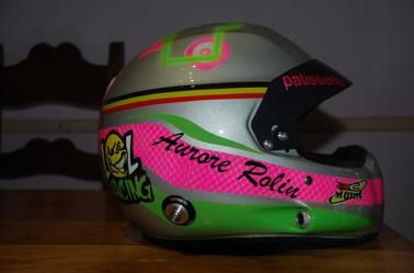 casque rally