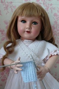 Leçon de tricot