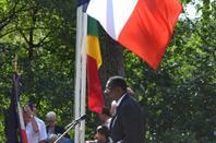 célébration de la journée d'Hommage aux Tirailleurs Sénégalais