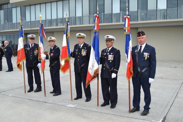Passation de Commandement d'Unités à la BA120 de Cazaux