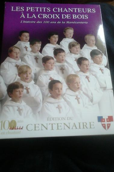 coffret du centenaire des petits chanteurs a la croix de bois