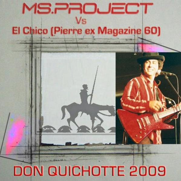 DonQuichotte by El Chico