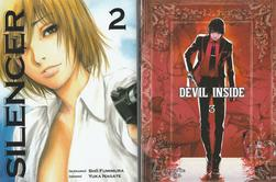 Toujours le rattrapage Mangas
